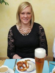 My final Bavarian breakfast.