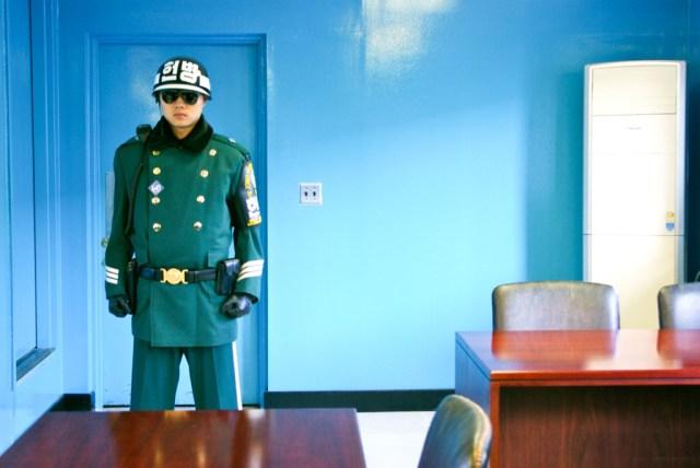 4. Joint-Security-Area-DMZ-North-Korea