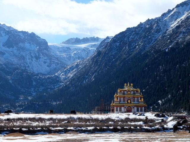 Dzogchen Monastery, Kham
