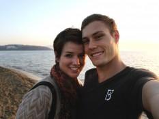 Jacob and Chelsea Frischknecht