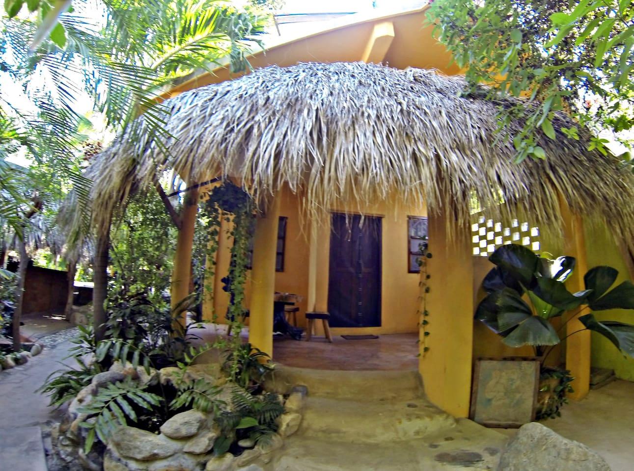 Airbnb is a great option for accommodations when you travel. Staying with a host means getting a more local experience and gaining some insight into the culture, and Airbnb is often cheaper than hotels, making it popular for budget travel. Plus, many properties are really unusual and interesting, like tipis, cabanas, treehouses, yurts, and more. Check out our list of 15 totally unique Airbnb rentals that are under $50.