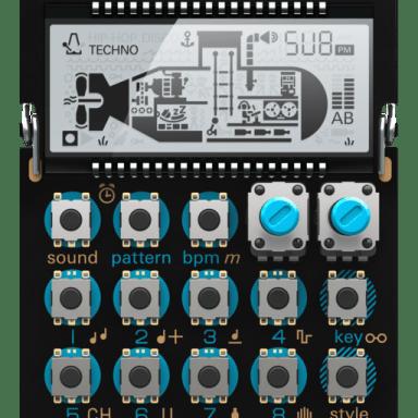 Sub PO-14 สำหรับทำเสียงเบส