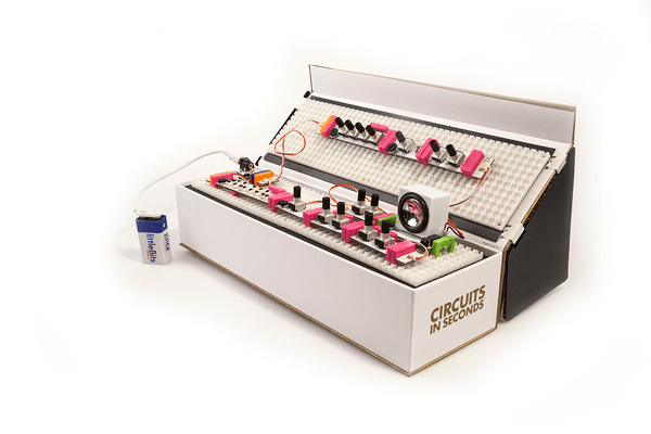Littlebits + Korg Synth Kits (imported) 7770 THB