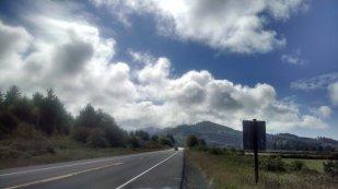 Clouds in Nehalem valley