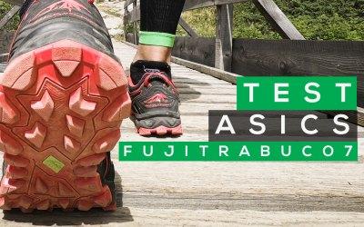 TEST ASICS FUJITRABUCO 7