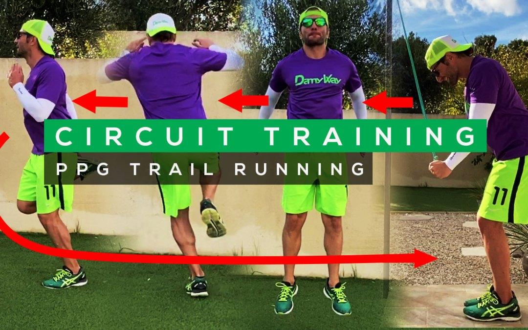 CIRCUIT TRAINING PPG TRAIL RUNNING