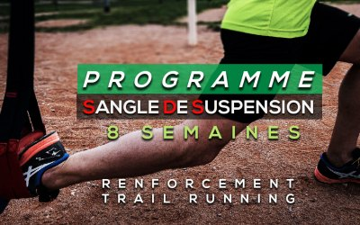 PROGRAMME SDS (SANGLE DU SUSPENSION) 8 SEMAINES
