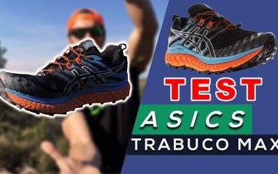 TEST TRABUCO MAX: MAXIMALISME TRAIL MADE IN ASICS
