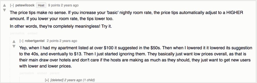 Why Airbnb Hosts Do Not Use Airbnb Smart Pricing | Airbnb Host Tips