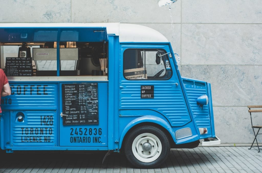 2019 business ideas - wedding food truck