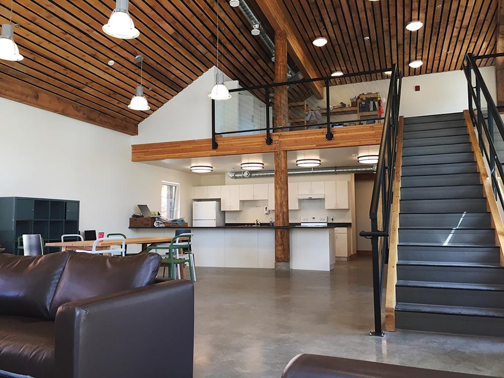 Nuutsumuut Lelum // Nanaimo Aboriginal Centre Passive Housing