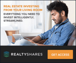 realtyshares investing passive income