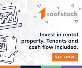Roofstock turnkey rental property