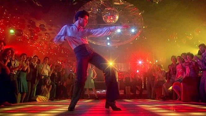 Saturday Night Fever disco