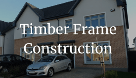 Technical Specifications for Timber Frame Builds