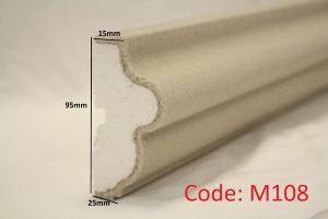 95mm x 15mm Reveal in sandstone