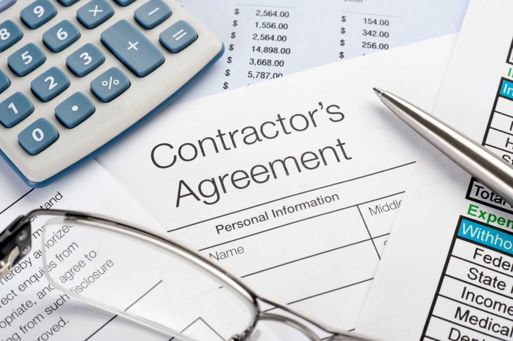 Taxation for Independent Contractor's Pros and Cons - SEARCH ENGINE