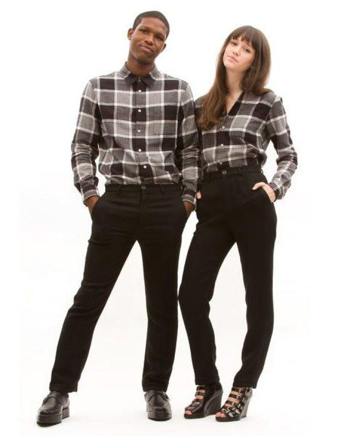 Unisex-clothing