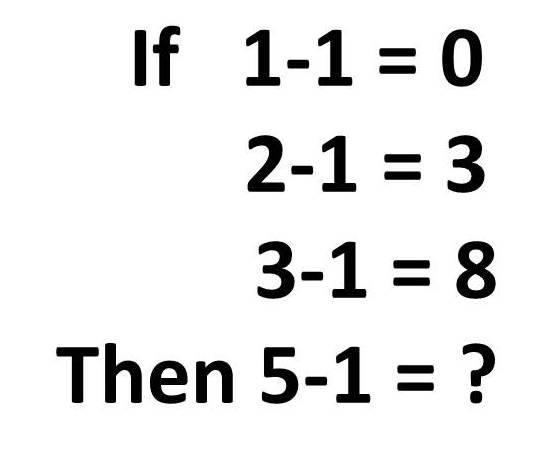 Brain Teaser: Do You Know Your Math?
