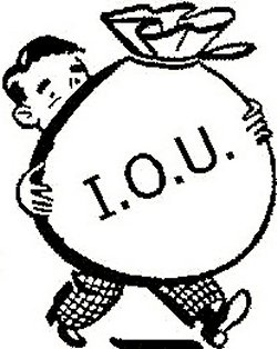 how to write an iou template - iou and loan notes are you using them correctly