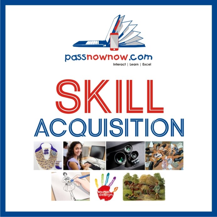Basic Science {JSS3}: Skill Acquisition | Passnownow