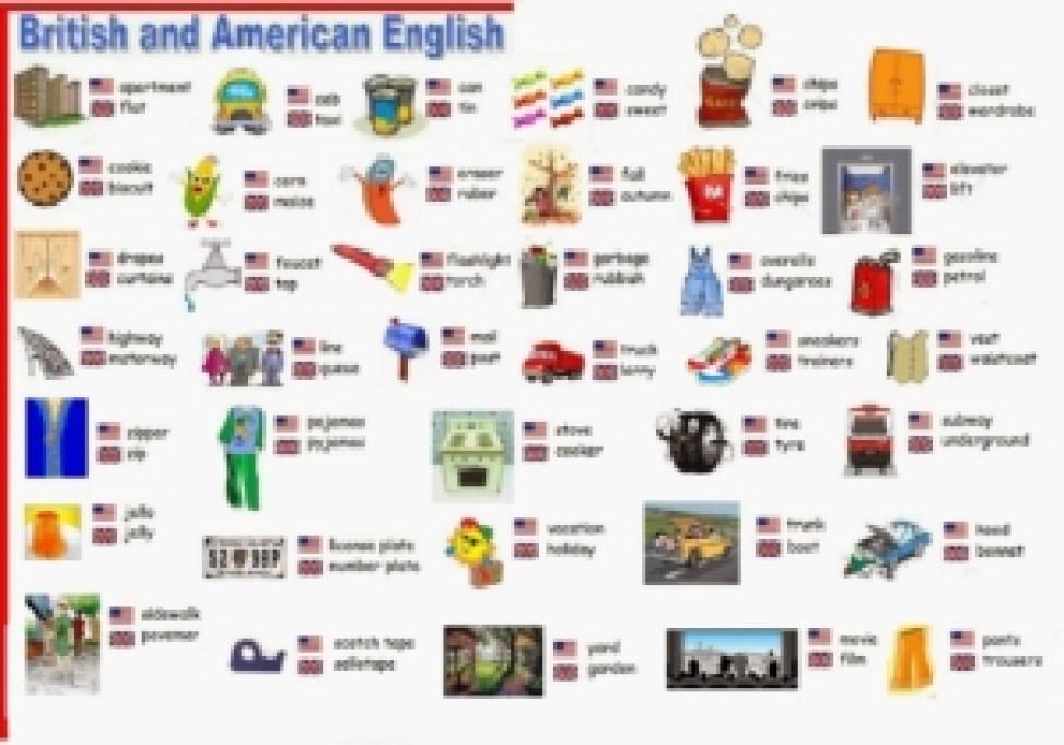 British and American