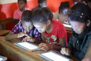 How digital technology can help reinvent basic education in Africa
