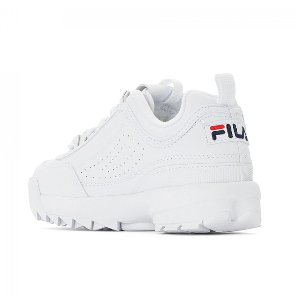 Fila Distruptor Low Bianco Donna