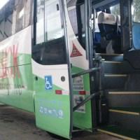 Pessoas com deficiência na Bahia têm passe livre em transporte intermunicipal