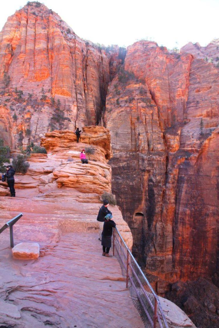 Southwest road trip - Zion Park