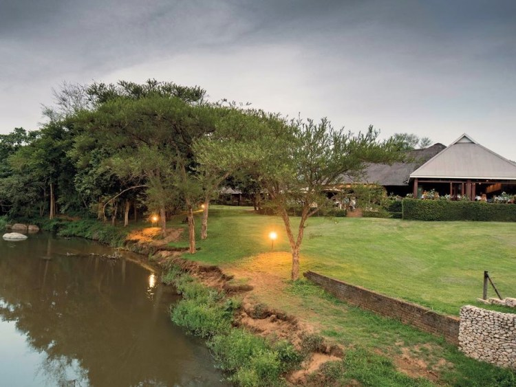 Hippo Hollow in South Africa