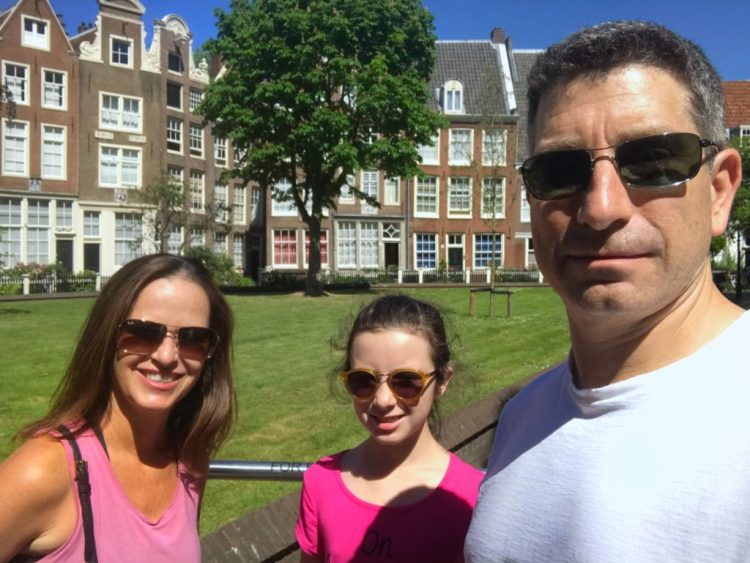family itinerary amsterdam