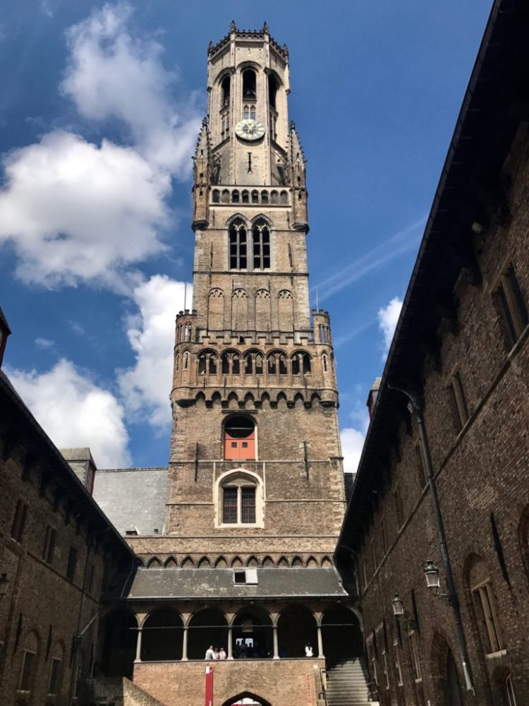 Belfry of the Bruges