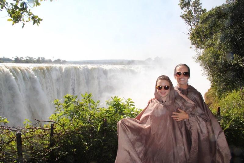 Victoria Falls - Zambia - Zimbabwe