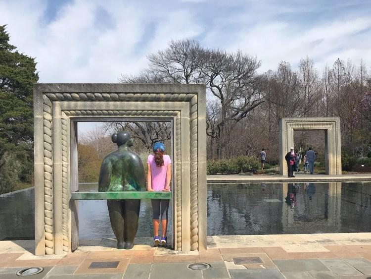 Dallas Arboretum - Women's Garden