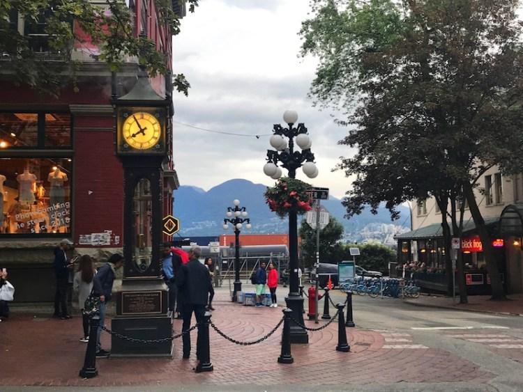 Vancouver, British Columbia - Gastown