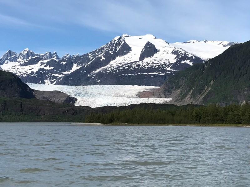 endenhall Glacier - Alaska