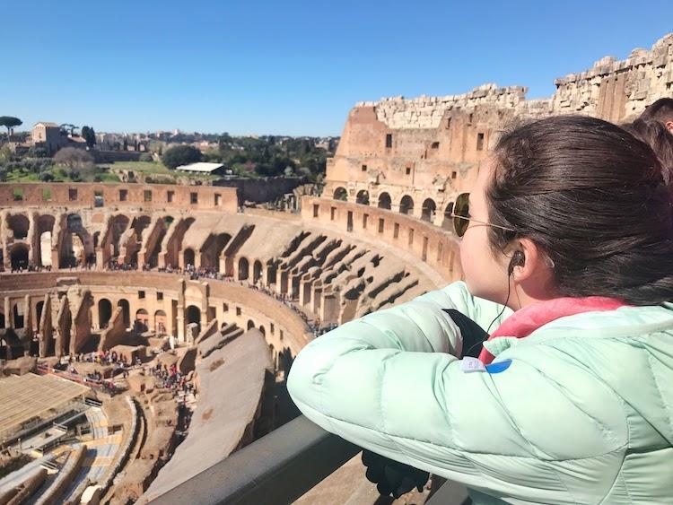 3-day Rome trip