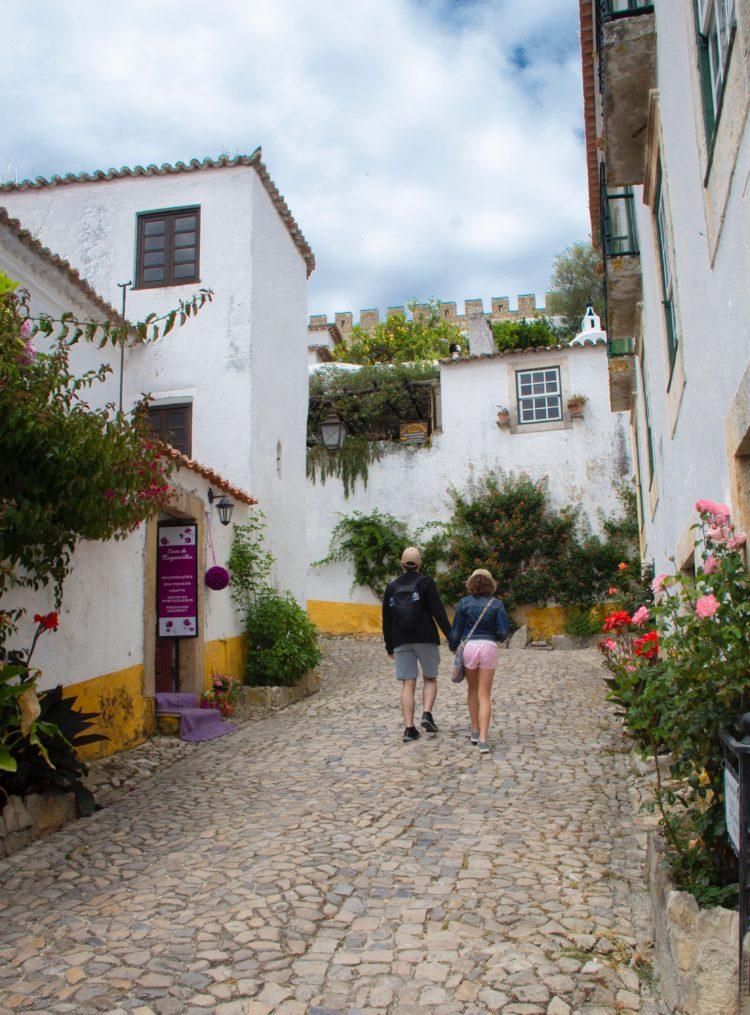 Day trip to Óbidos