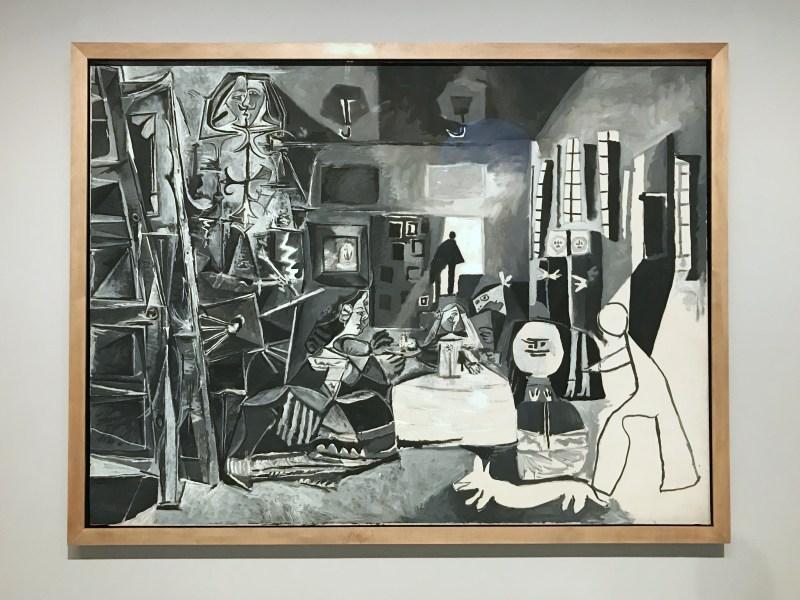 Picasso Museum (Las Meninas)