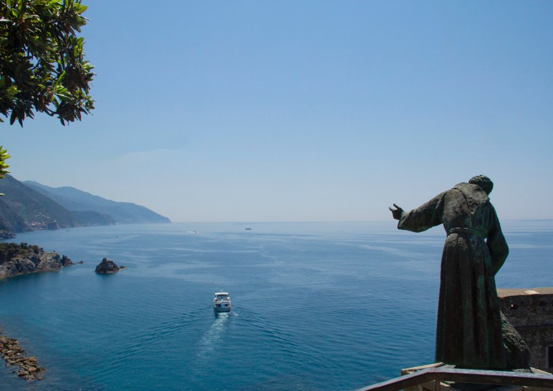 Visiting Cinque Terre for the first time: Monterosso al Mare