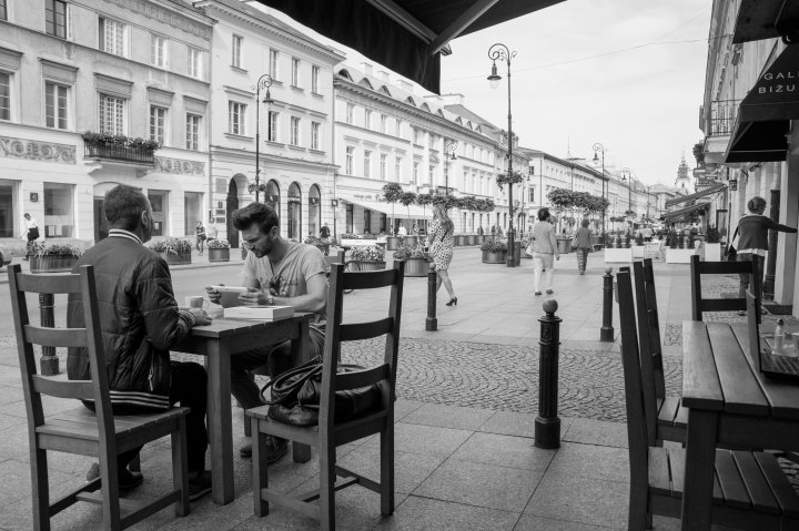 A Weekend in Warsaw Travel Guide - Coffee Shops and Beautiful Streets in Warsaw