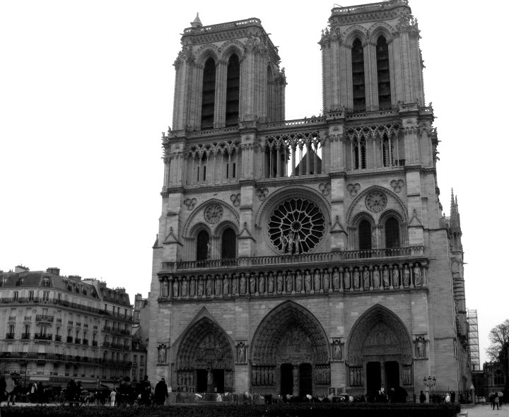 16 Cool Things to Do in Paris - Notre Dame Cathedral, Paris