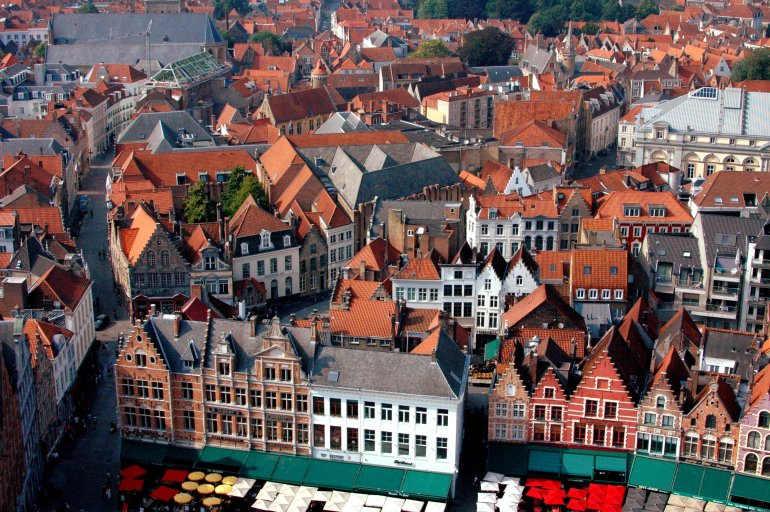 A Travel Guide to Bruges, Belgium