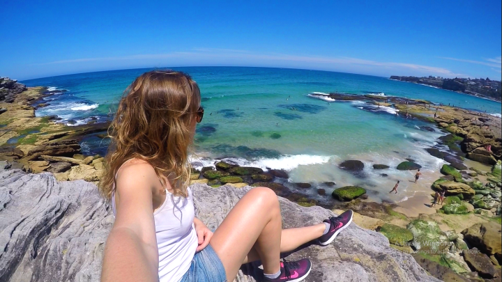 17 Easy Ways to Save Money on Travel - Tamarama Beach, Sydney, NSW, Australia