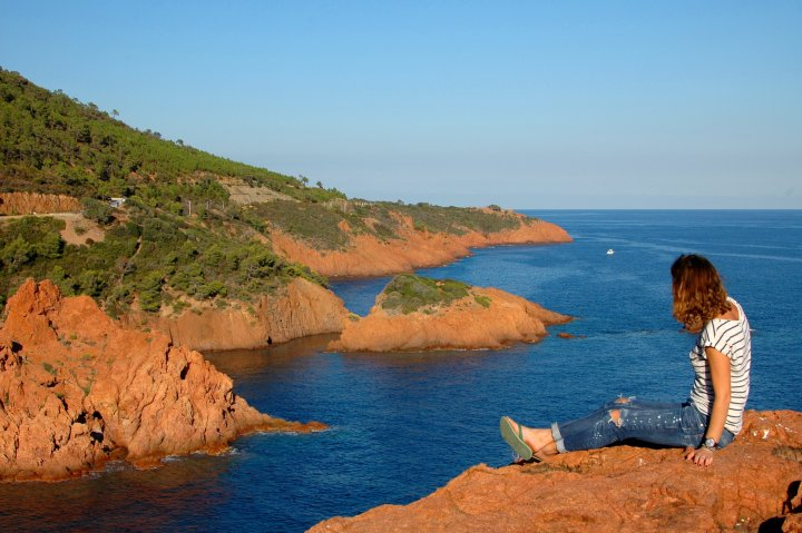 17 Easy Ways to Save Money on Travel - South of France Coastline, French Riviera,