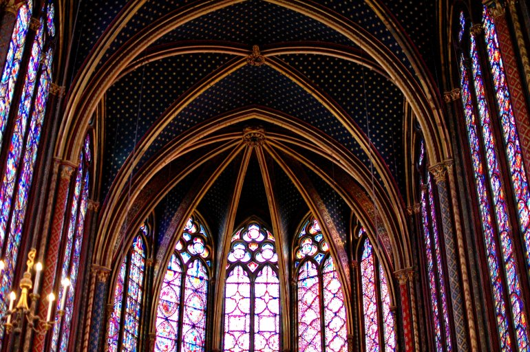 16 Cool Things to Do in Paris - Sainte-Chapelle, Paris