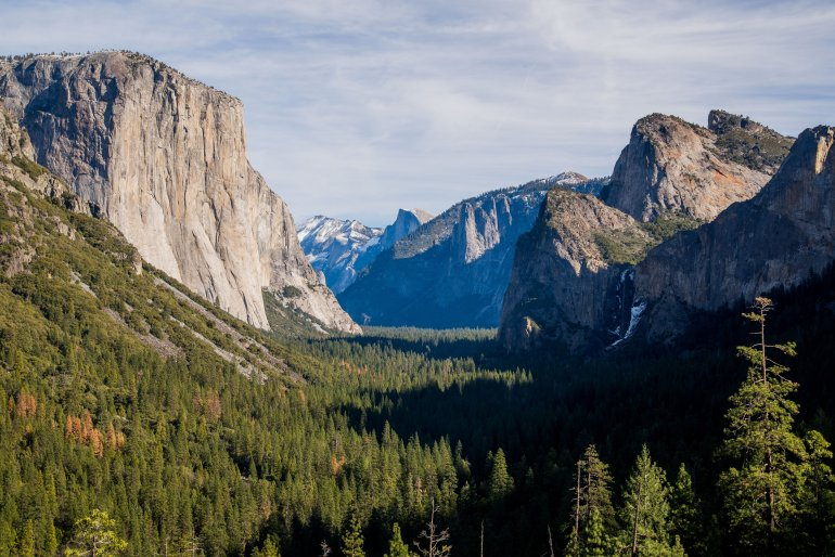 Tunnel View, Yosemite National Park - A 15-Day California Road-Trip Itinerary