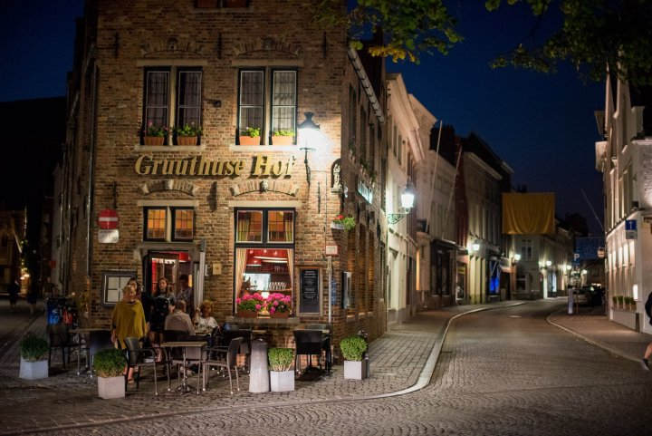 Gruuthuse Hof - The 6 Best Places to Eat and Drink in Bruges, Belgium
