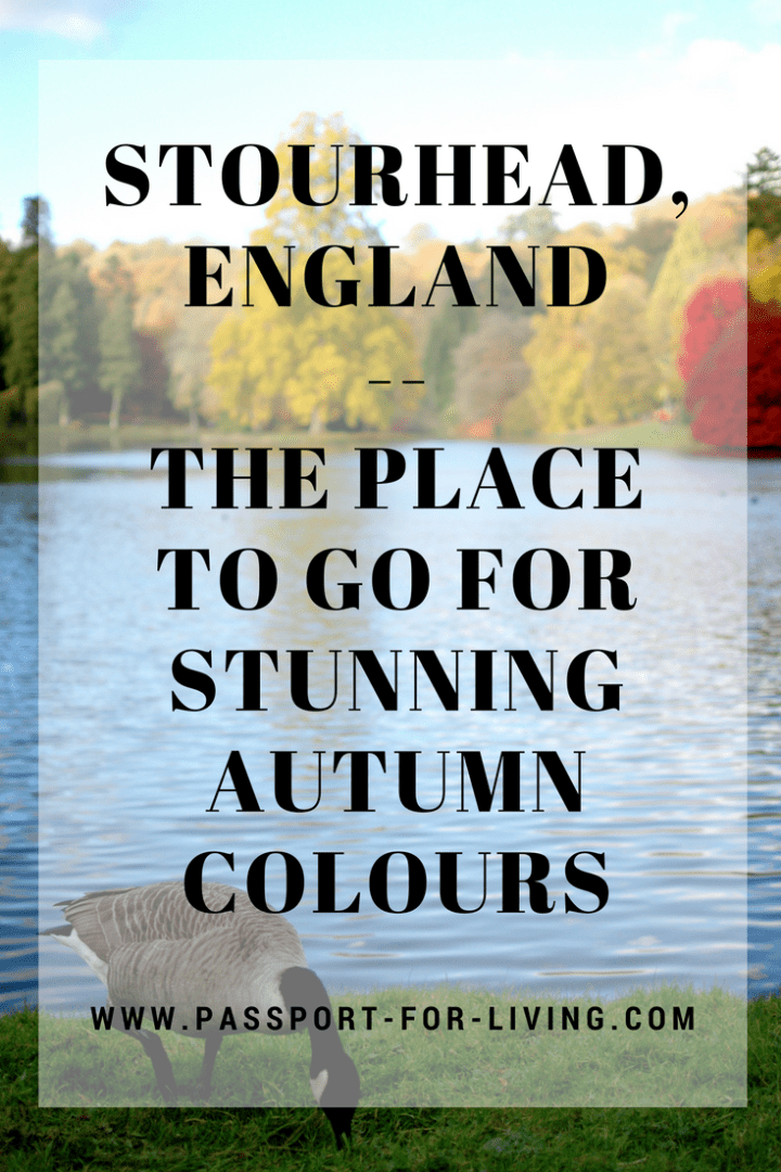 Stourhead, England - The Place to go for Stunning Autumn Colours - National Trust - Fall Colours - Hiking - UK Travel - Photography